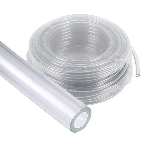 Preisvergleich Produktbild 5 Meter Wasserschlauch transparent klar 8 mm zur Wasserinstallation,  Wohnwagen ,  Wohnmobil und Boot