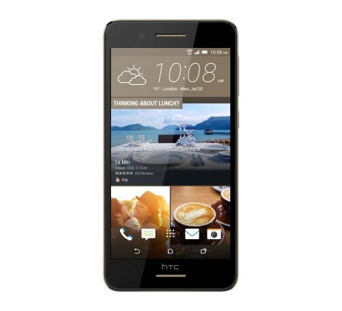 HTC Desire 728 Ultra (3GB, 32GB) Cappuccino Brown
