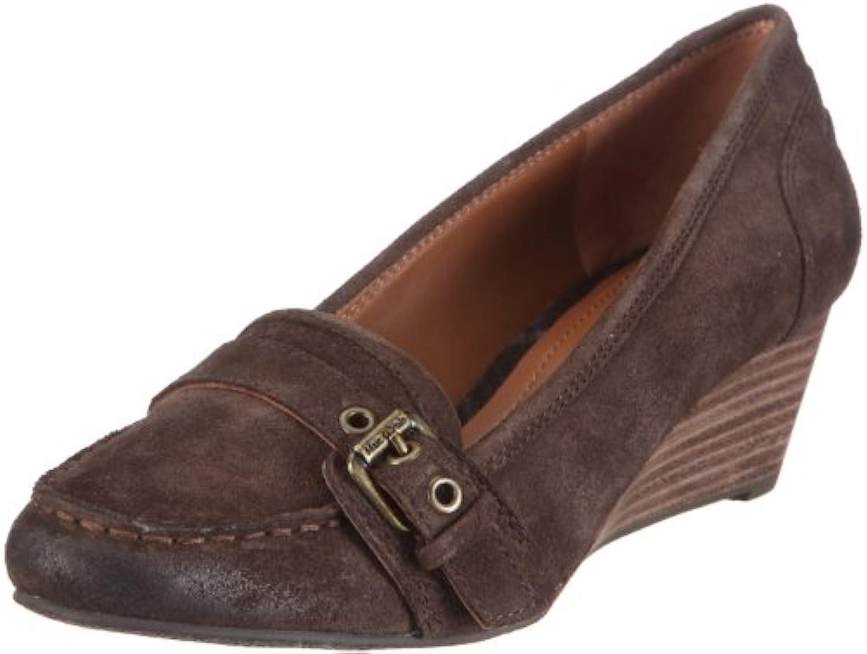 Marc O'Polo 89 16MW8921 - Zapatos de vestir de ante para mujer