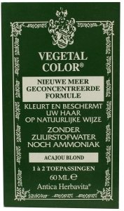 Phytoceutic Végétal Color Blond Acajou Semi Permanente 60 ml