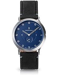 Lilienthal Berlin - Made in Germany - Die neue Uhr aus Berlin. Modell L1, Edelstahl Gehaeuse