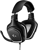 Logitech G332 SE, Auriculares Gaming con Cable, Audio Estéreo, Transductores 50 Mm, 3,5 mm Jack, Wired, Negro