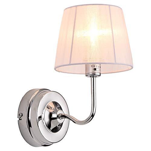 [lux.pro] Lámpara Pared   diseño Moderno Blanca