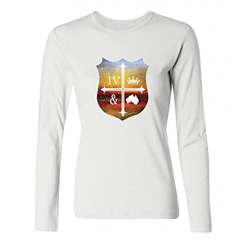 Donna's For King & Country Long Sleeve T-shirt