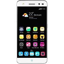 """ZTE Blade V7 Lite - Smartphone libre de 5"""" (4G, MediaTek MTK6735, 2 GB de RAM, almacenamiento interno de 16 GB, Bluetooth, WiFi, Android), color plata"""