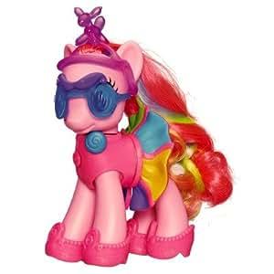 Figurine Mon Petit Poney 15 cm avec accessoires : pinkie Pie