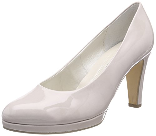 Gabor Shoes Damen Fashion Pumps, Grau (Light Grey), 39 EU -