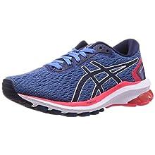 Asics GT-1000 9, Women's Running Shoes, Blue Coast/Peacoat, 5.5 UK (39 EU)