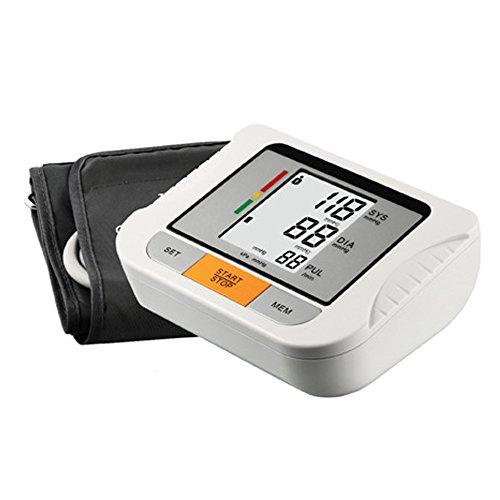 ZCCZ Automatische Blutdruckmessgeräte Instrument Oberarm Stimme Blutdruck Instrument Nach Hause Tragbare Intelligenz