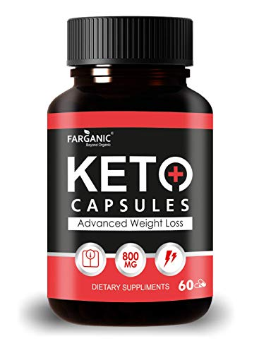 Keto Capsules Weight Loss Supplement Natural Advanced Fat Burner 900 MG (Green Tea Extract 300 mg+ Garcinia Cambogia Extract 300 mg+ Green Coffee Extract 300 mg)