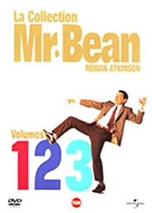 Mr. Bean Collection - 3 DVD [Import belge]