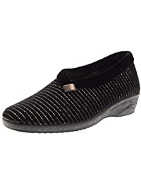 2e5f8bb144e13 Amazon.it  VALLEVERDE - Pantofole   Scarpe da donna  Scarpe e borse