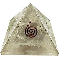 Crocon Selenit Energetische Pyramide Energie Generator für Reiki Healing, Chakra Balancing, Aura Cleansing & EMF... preisvergleich bei billige-tabletten.eu