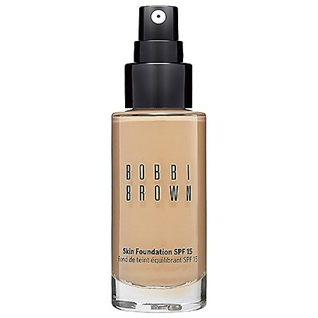 Bobbi Brown Skin Foundation SPF 15 Foundation, 4.25 Nat Tan, 1er Pack (1 x 30 ml) (Make-up Foundation Brown Bobbi)