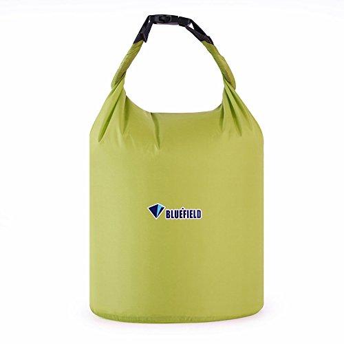 Dry Bag Waterproof 10L/20L Outdoor Trocken Sack Aufbewahrungstasche für Reisen Rafting Bootfahren Kajak Kanu Camping Snowboarden mit wasserdichten Handytasche (Touring-kajak River)