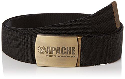 Apache Cintura tessuto colore Nero