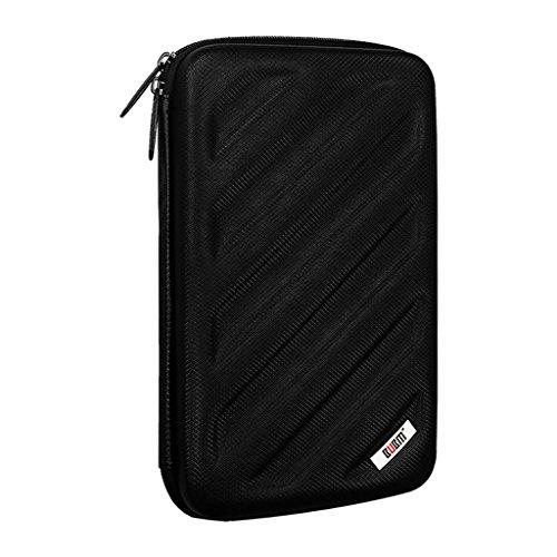 Preisvergleich Produktbild BUBM Kopfhörer Tragbare EVA Festplatte Fall Travel Organizer Elektronik Zubehör/Kabel & Zubehör/Festplatte Portable Festplatte Case Tasche für kleine Elektronik und Zubehör