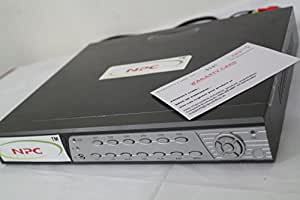 NPC 8 CHANNEL NETWORK H.264 DVR FOR 8 CAMERAS