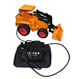 #3: DCS Remote control Battery Operated JCB Crane Truck Toy
