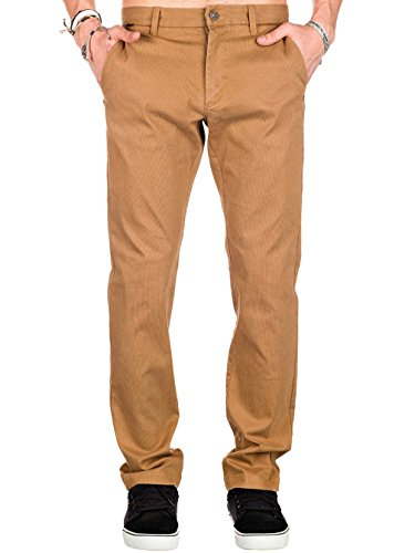 pantalon-fox-selecter-chino-adobe-34-cintura-eu-48-marron