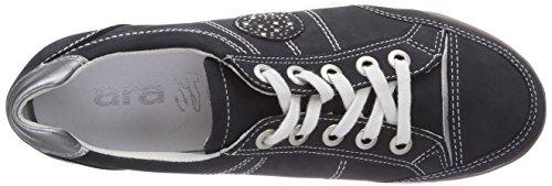 ara - Rom, Pantofole da Donna Blu (Blu (blau,gun 17))