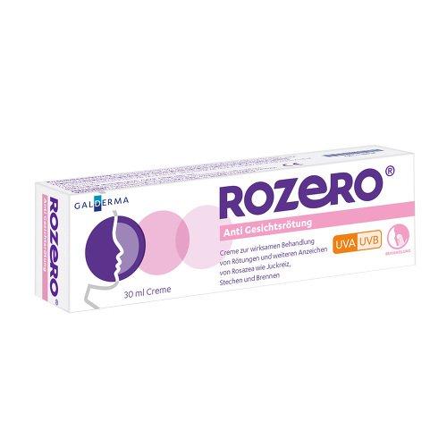 Rozero Anti Gesichtsrötung Creme, 30 ml