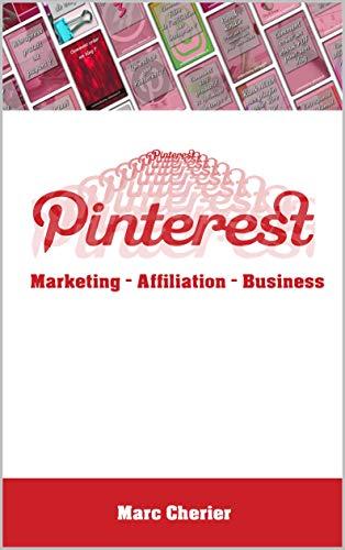 Couverture du livre Pinterest: vendre avec le marketing digital et l'affiliation