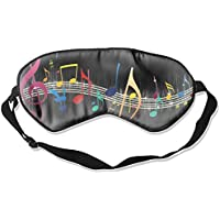 Artistic Music Cool Eye Atmungsaktiver Augenschutz Schlafmaske für Männer und Frauen Kinder, mehrfarbig preisvergleich bei billige-tabletten.eu