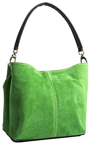 Big Handbag Shop, Borsa a spalla donna One (Sale) Lush Green
