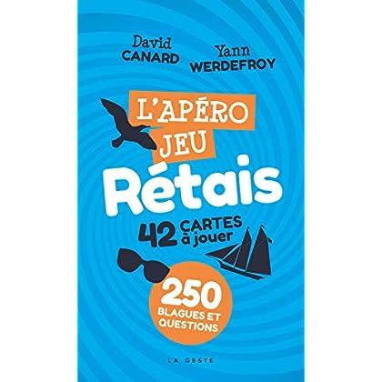 L'Apero Jeu Retais - 250 Blagues et Questions