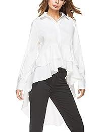 2581ea8ee4 Amazon.it: a coda - Bluse e camicie / T-shirt, top e bluse ...