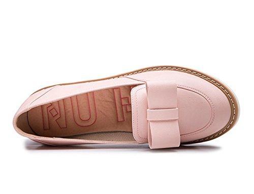 Fin des chaussures d'été avec des chaussures plates arc en basse pression/Chaussures de Lok Fu de loisirs coréen C
