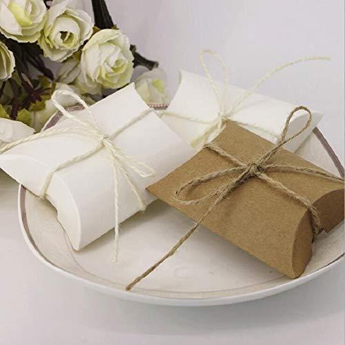 TGQETC 100 stücke Geburtstagsfeier Dekorationen Kinder Baby Shower Süßigkeitskästen Hochzeit Dekoration Bevorzugungen Geschenkbox Partei Liefert