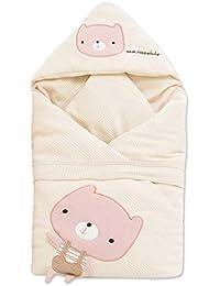Vicheng Saco de Dormir para bebé Otoño Invierno Cojín de edredón cálido, Adecuado para Suministros