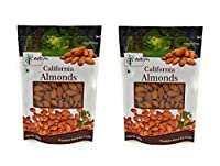 Axium Combo 500gm Each (Pack of 2) Almonds