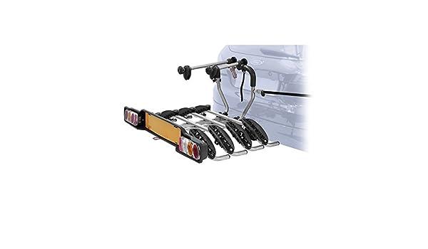 Anhängerkupplung Fahrradträger Siena Für 4 Räder Auto