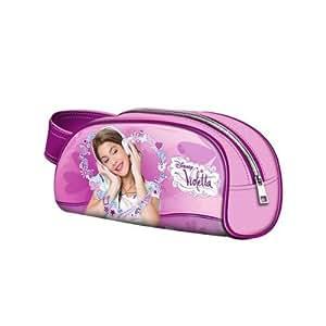 Scatola matita Pouch Violetta Disney il mio libro di