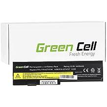 Green Cell® Standard Serie Batería para Lenovo ThinkPad X200 7455 Ordenador (6 Celdas 4400mAh 10.8V Negro)