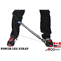 LS1 A99 Golf pierna de corrección smsbm ayudas de entrenamiento banda correa
