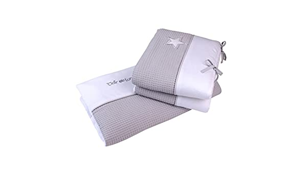 Wickeltasche set mit wickelunterlage und kosmetiktasche label