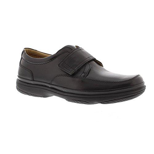 Clarks  Swift Turn, Herren Stiefel One Size Fits All, Schwarz - schwarz - Größe: 13 UK H