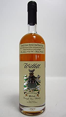 Other Bourbons - Willett Straight Rye Small Batch - 3 year old Whisky
