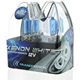 France-Xenon - 2 bombillas HIR2 9012 4300 K, luz blanca