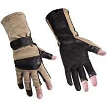 Wiley X Aries Guantes Coyote tamaño L
