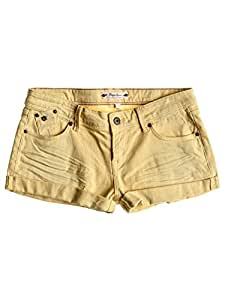 Roxy Short pour femme XS jaune