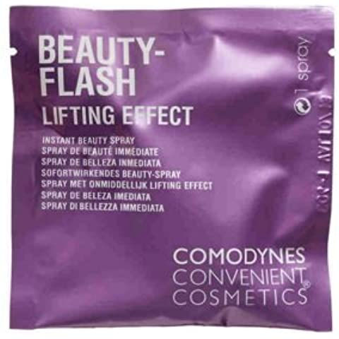 Comodynes Beauty-flash Spray Efecto Lifting instantáneo. 2 unidades