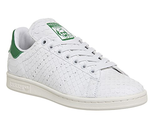 Basket, couleur Blanc , marque ADIDAS ORIGINALS, modÚle Basket ADIDAS ORIGINALS S76665 STAN SMITH Blanc Blanc