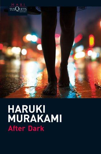 After dark de Haruki Murakami