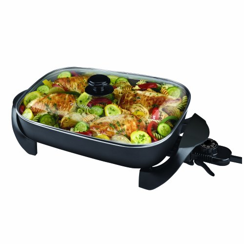 Black and Decker SK1215BC Electric Skillet, Family Sized