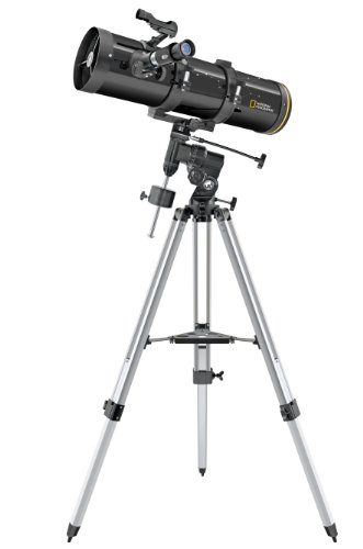 National Geographic 130/650 Sph. Telescopio newtoniano